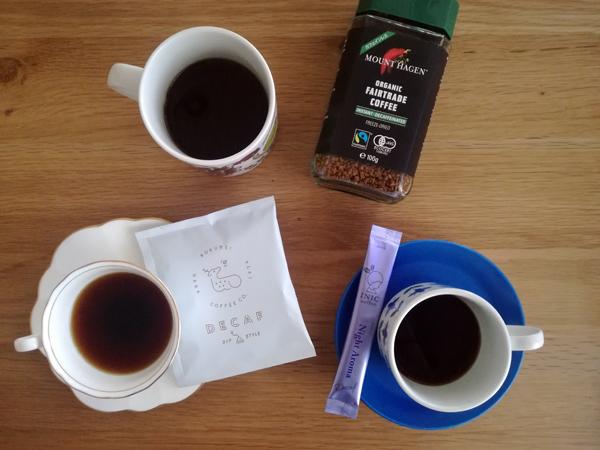 おすすめのデカフェ(カフェインレス)コーヒー3選