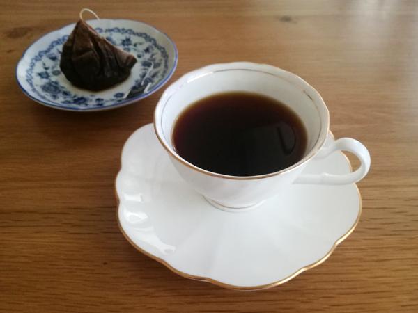 ロクメイコーヒー(デカフェ・カフェインレス)完成